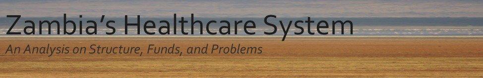 Zambia's Healthcare System